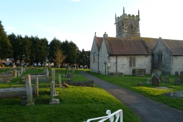 church at Stoke Gifford