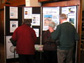 CEL stand at Climate Conference at Oxfrord - see more pics and report